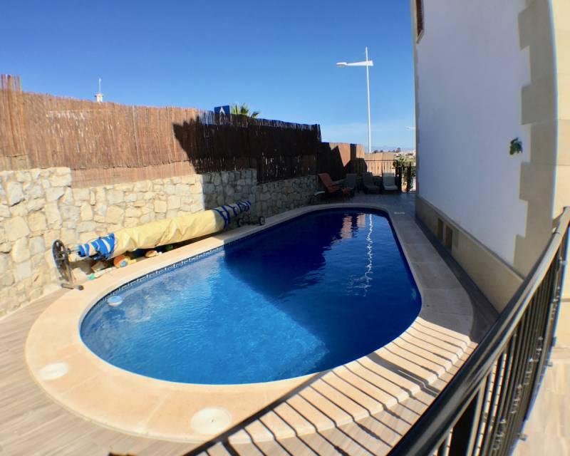 Villa  in La Finca Golf, Costa Blanca (slp1745) - 17