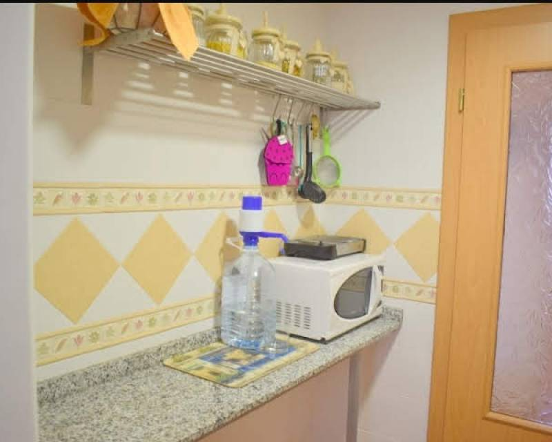 Apartment  in Guardamar del Segura, Costa Blanca (slp2027) - 3