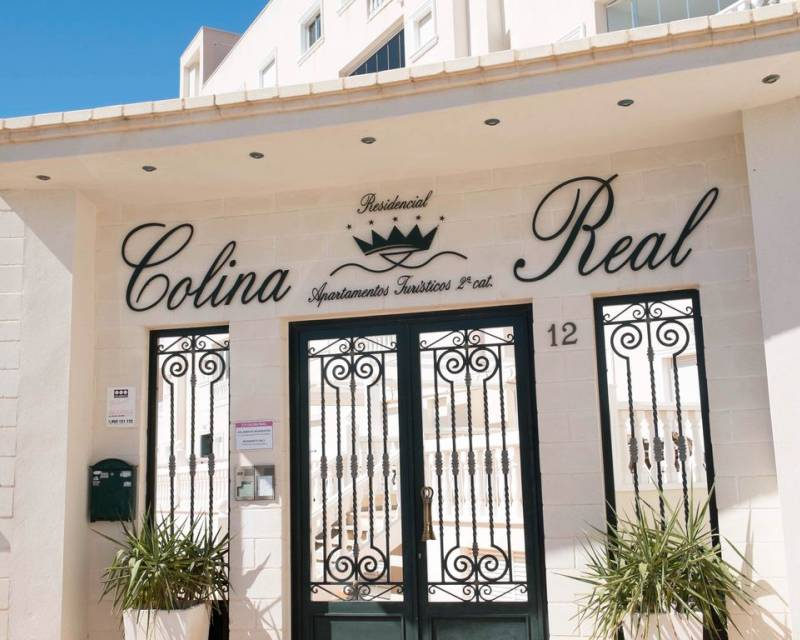 Apartment  in Guardamar del Segura, Costa Blanca (slp2027) - 2