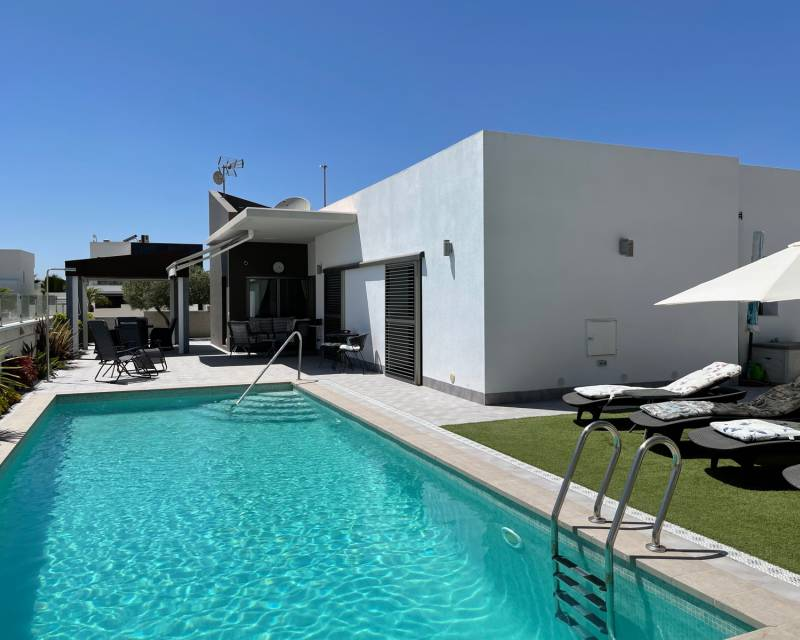 Villa  in La Marina, Costa Blanca (slp2074) - 1
