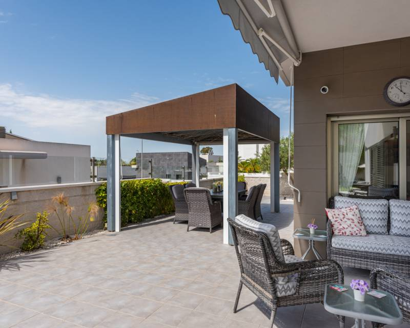 Villa  in La Marina, Costa Blanca (slp2074) - 21