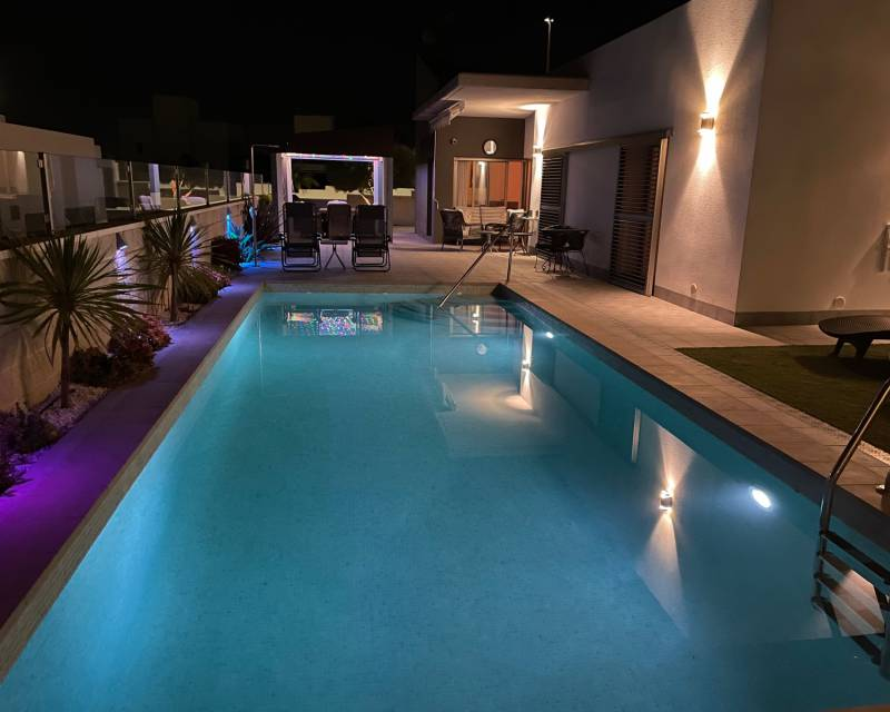 Villa  in La Marina, Costa Blanca (slp2074) - 30