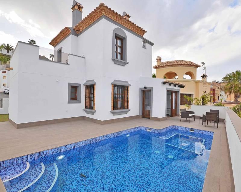 Villa  in Ciudad Quesada, Costa Blanca (slp2146) - 1