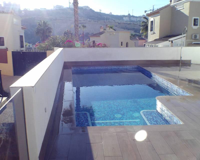 Villa  in Ciudad Quesada, Costa Blanca (slp2146) - 4