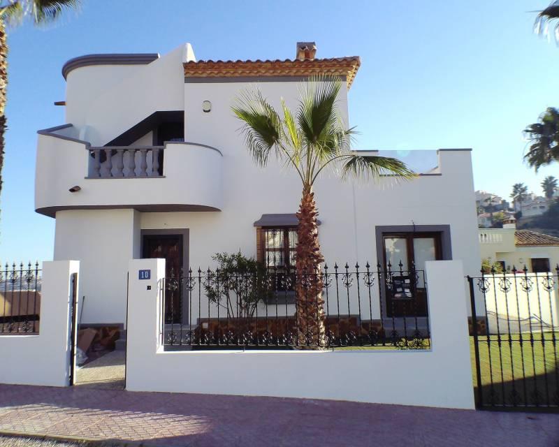 Villa  in Ciudad Quesada, Costa Blanca (slp2146) - 11