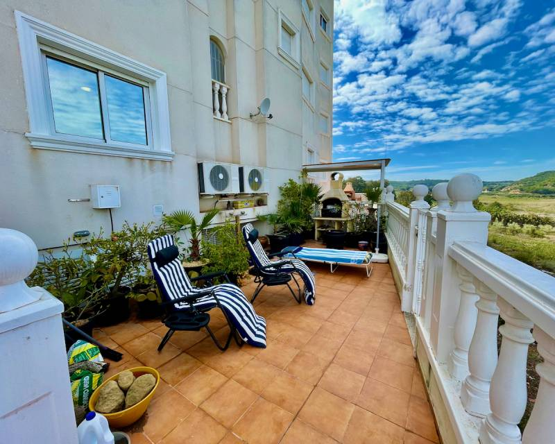 Apartment  in Guardamar del Segura, Costa Blanca (slp2134) - 14