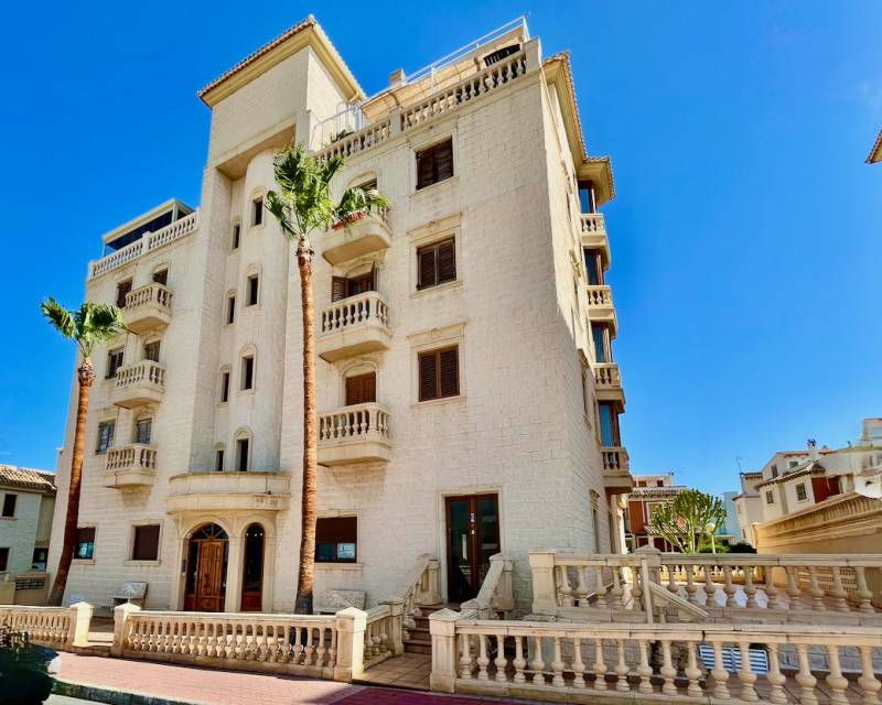 Apartment  in Guardamar del Segura, Costa Blanca (slp2157) - 1