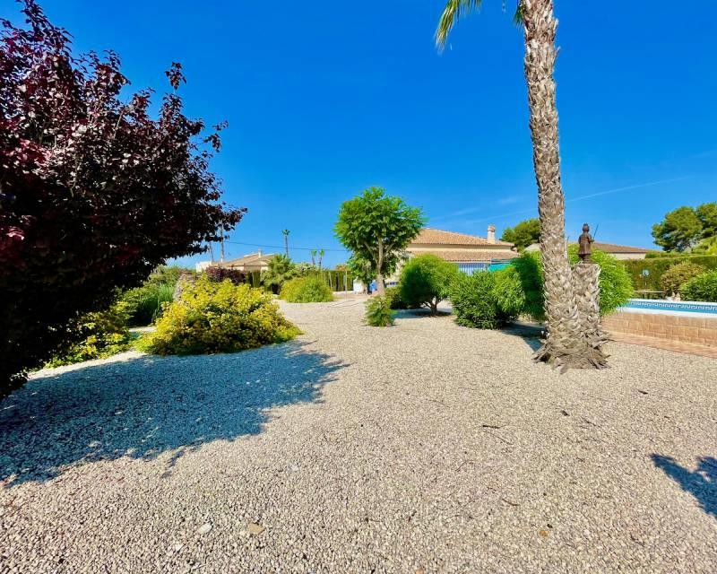 Villa  in Catral, Costa Blanca (slp2159) - 26