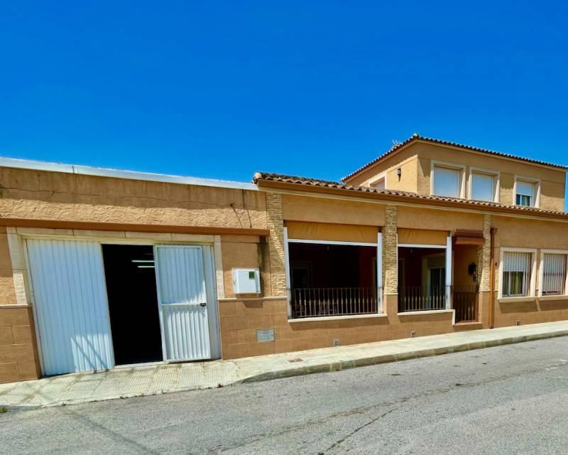 Villa  in Catral, Costa Blanca (slp2160) - 30