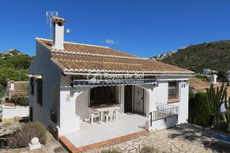 Villa  in Moraira, Costa Blanca (cbde1294x) - 1