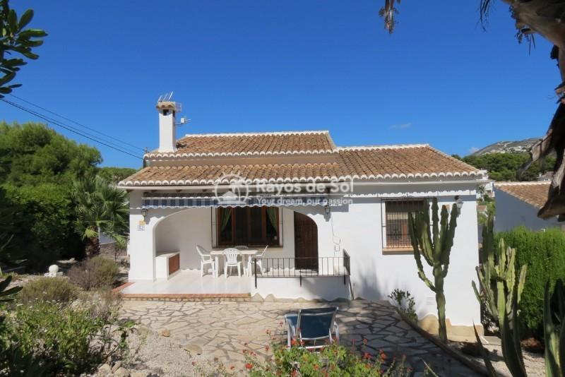 Villa  in Moraira, Costa Blanca (cbde1294x) - 2
