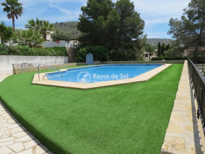 Villa  in Moraira, Costa Blanca (cbde1294x) - 3