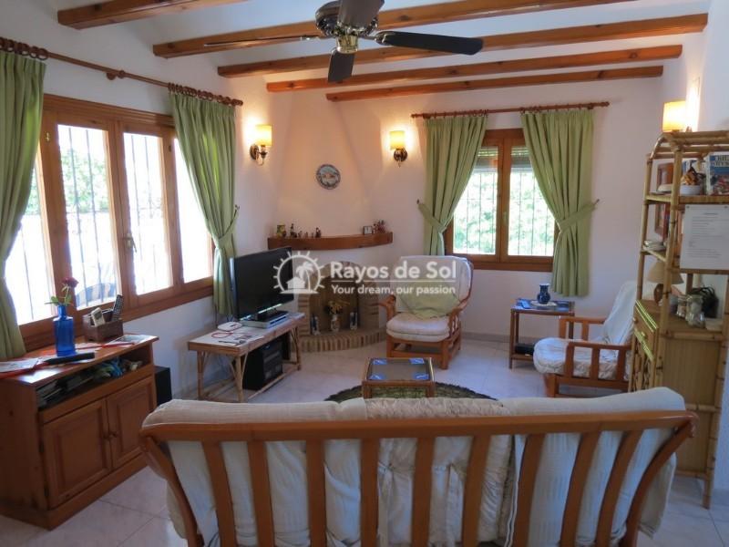 Villa  in Moraira, Costa Blanca (cbde1294x) - 6