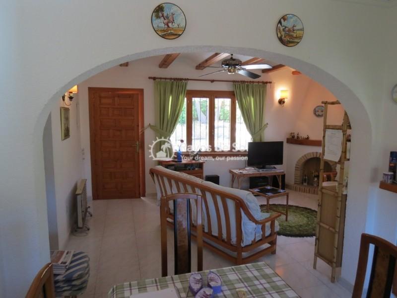 Villa  in Moraira, Costa Blanca (cbde1294x) - 9