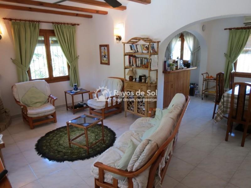 Villa  in Moraira, Costa Blanca (cbde1294x) - 7
