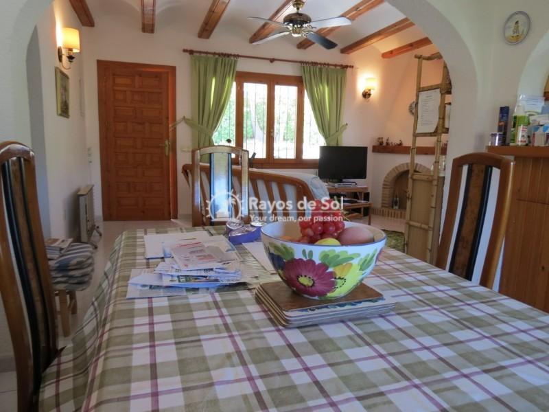 Villa  in Moraira, Costa Blanca (cbde1294x) - 10