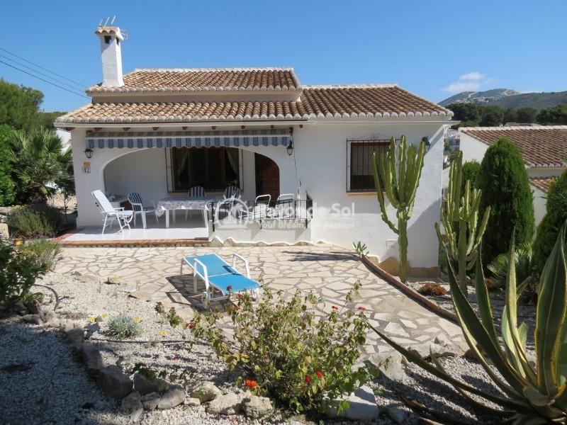 Villa  in Moraira, Costa Blanca (cbde1294x) - 25