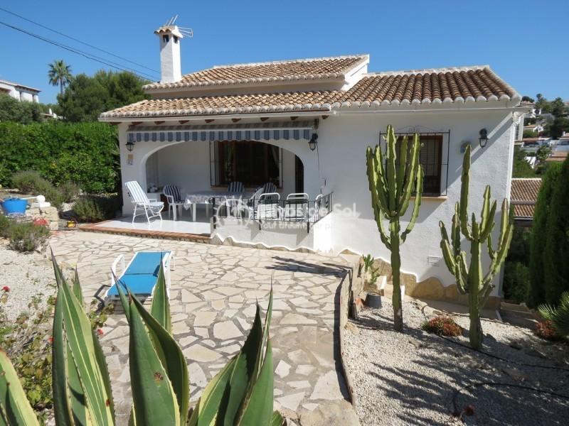 Villa  in Moraira, Costa Blanca (cbde1294x) - 26