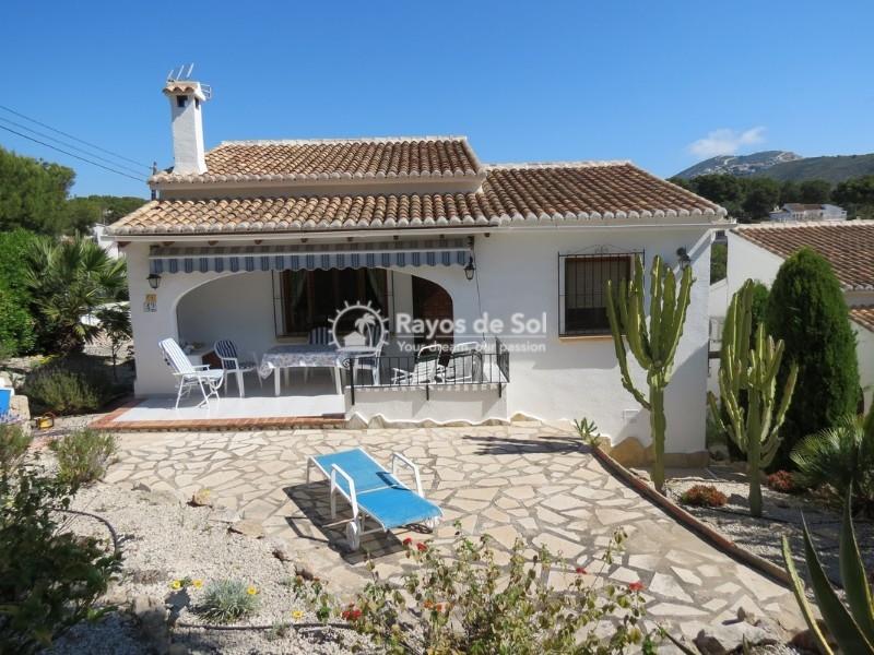 Villa  in Moraira, Costa Blanca (cbde1294x) - 27