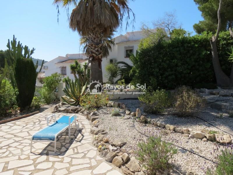 Villa  in Moraira, Costa Blanca (cbde1294x) - 29