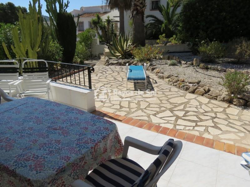 Villa  in Moraira, Costa Blanca (cbde1294x) - 30