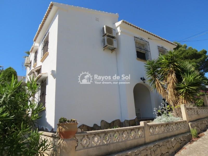 Villa  in Moraira, Costa Blanca (cbde1294x) - 33