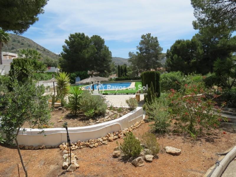 Villa  in Moraira, Costa Blanca (cbde1294x) - 34