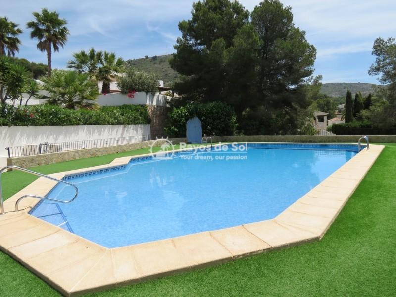 Villa  in Moraira, Costa Blanca (cbde1294x) - 36
