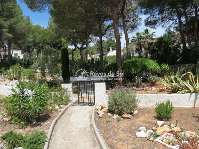 Villa  in Moraira, Costa Blanca (cbde1294x) - 38