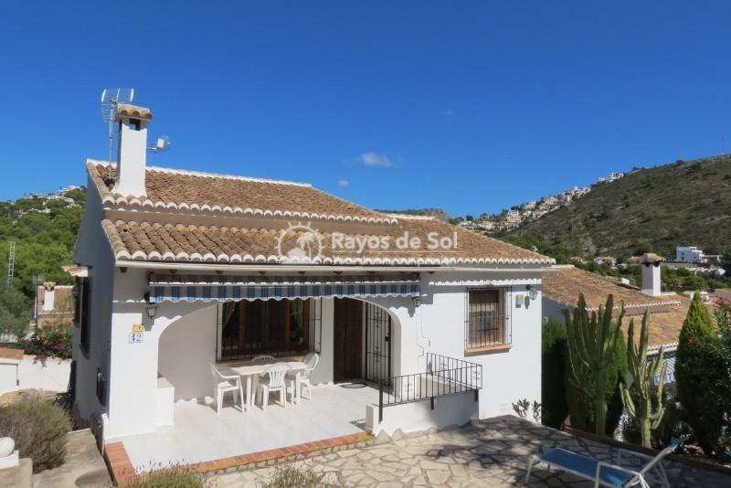 Villa  in Moraira, Costa Blanca (cbde1294x) - 40