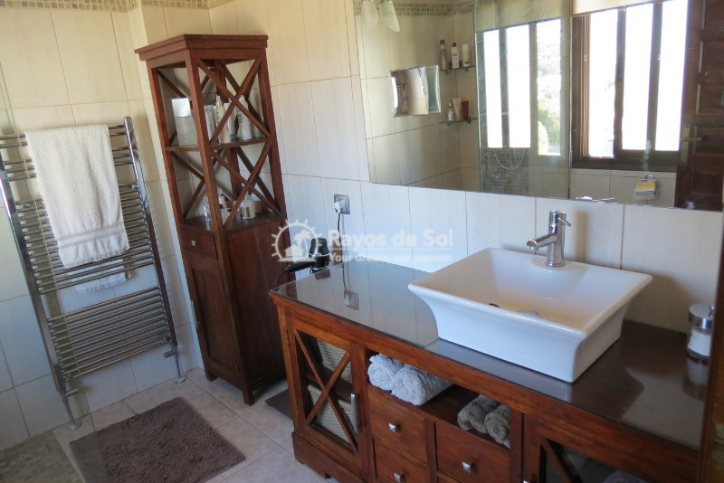 Villa  in Moraira, Costa Blanca (cbde1368x) - 21