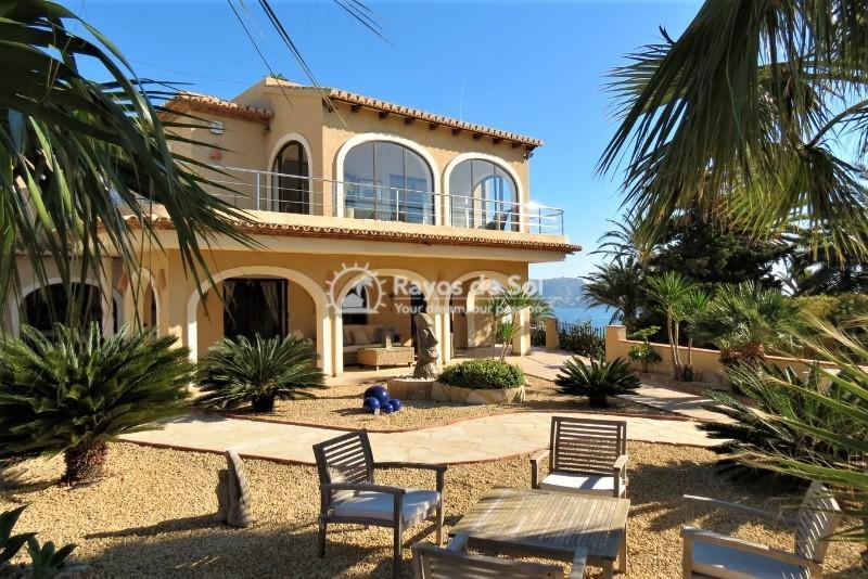 Villa  in Moraira, Costa Blanca (cbde1368x) - 34