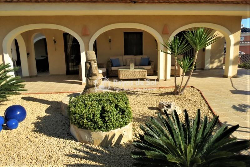 Villa  in Moraira, Costa Blanca (cbde1368x) - 35
