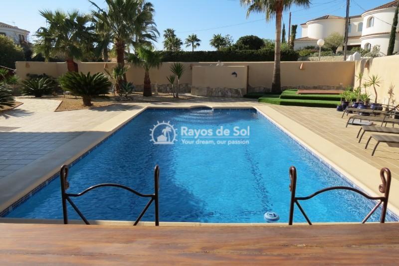 Villa  in Moraira, Costa Blanca (cbde1368x) - 38