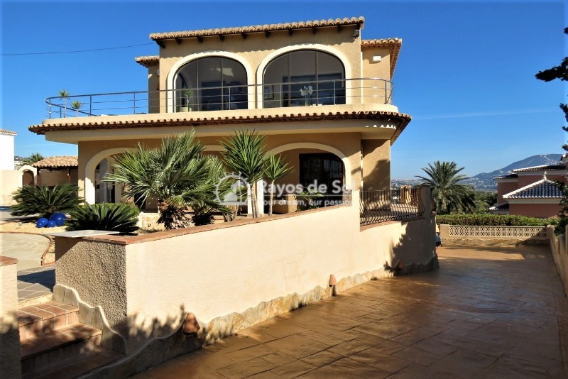 Villa  in Moraira, Costa Blanca (cbde1368x) - 39