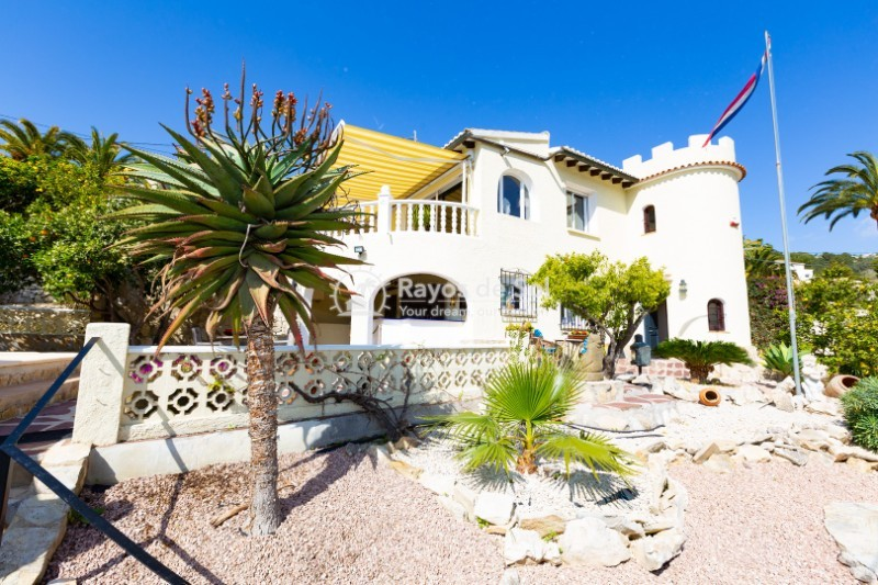 Villa  in Benissa, Costa Blanca (cbde1443x) - 1