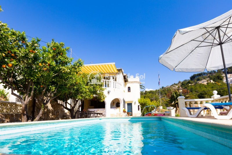 Villa  in Benissa, Costa Blanca (cbde1443x) - 2