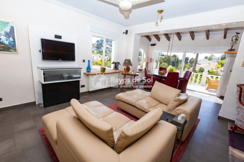 Villa  in Benissa, Costa Blanca (cbde1443x) - 10