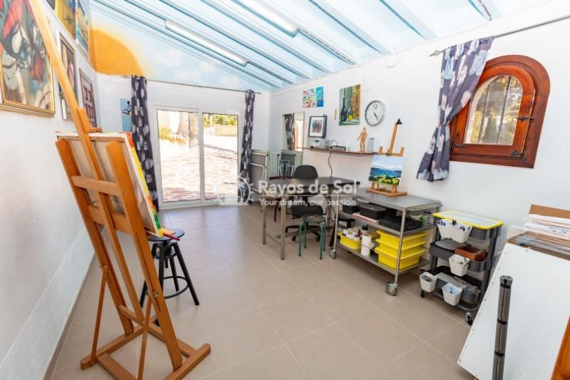 Villa  in Benissa, Costa Blanca (cbde1443x) - 26