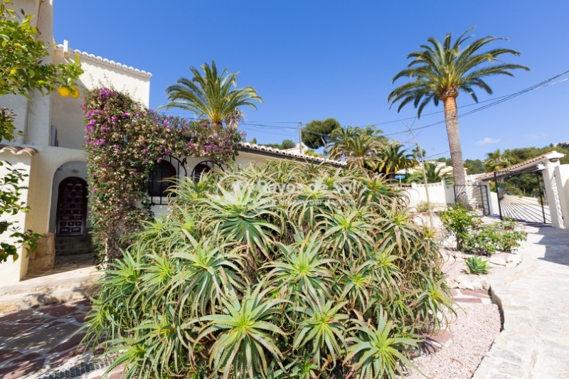 Villa  in Benissa, Costa Blanca (cbde1443x) - 36