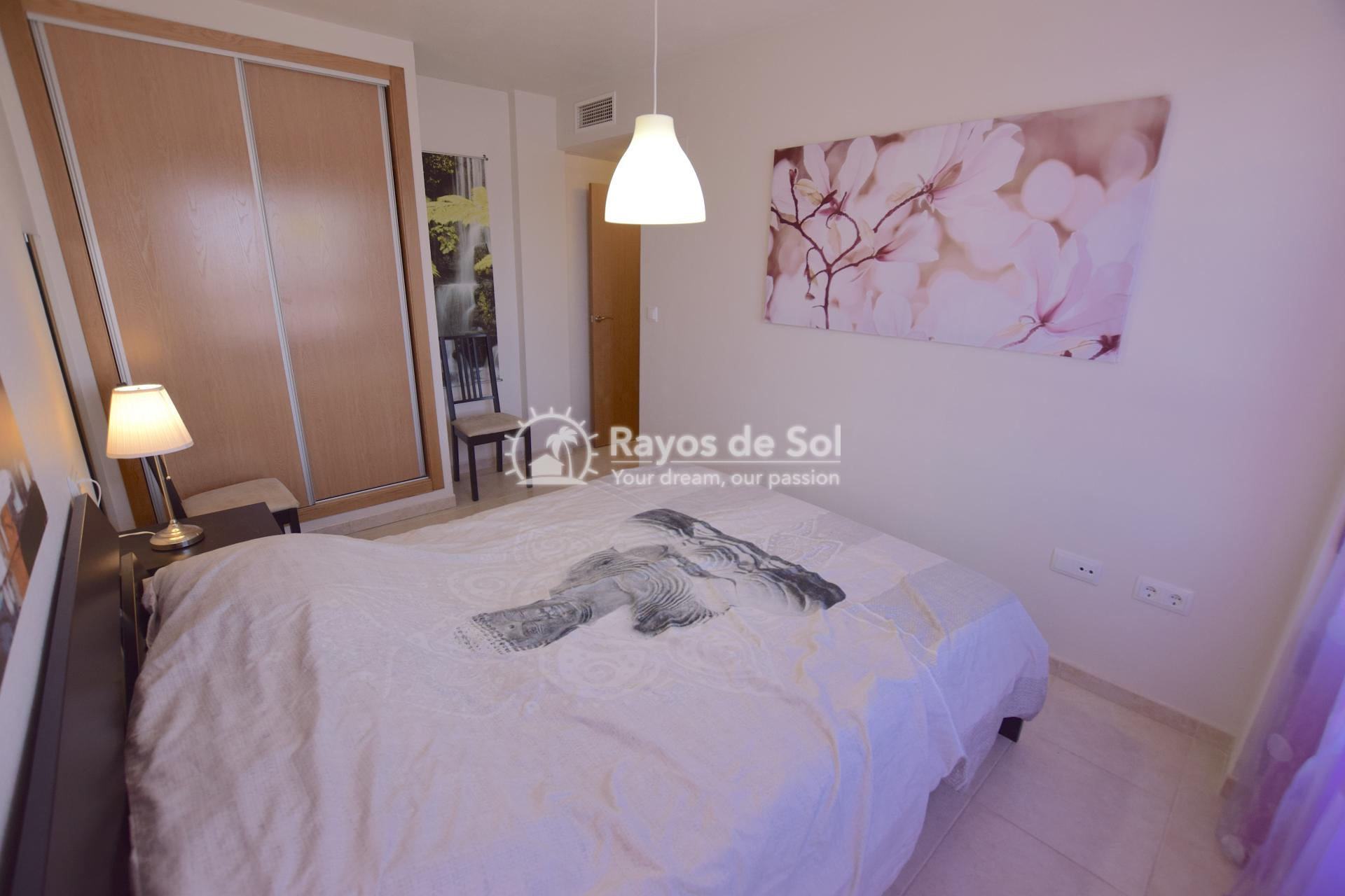 Fully furnished apartment  in San Cayetano, Costa Cálida (SCRE0047) - 11