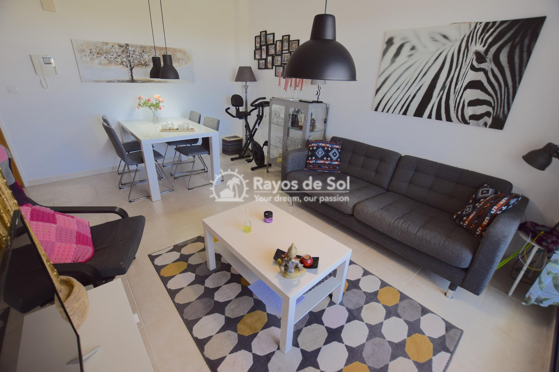 Fully furnished apartment  in San Cayetano, Costa Cálida (SCRE0047) - 3