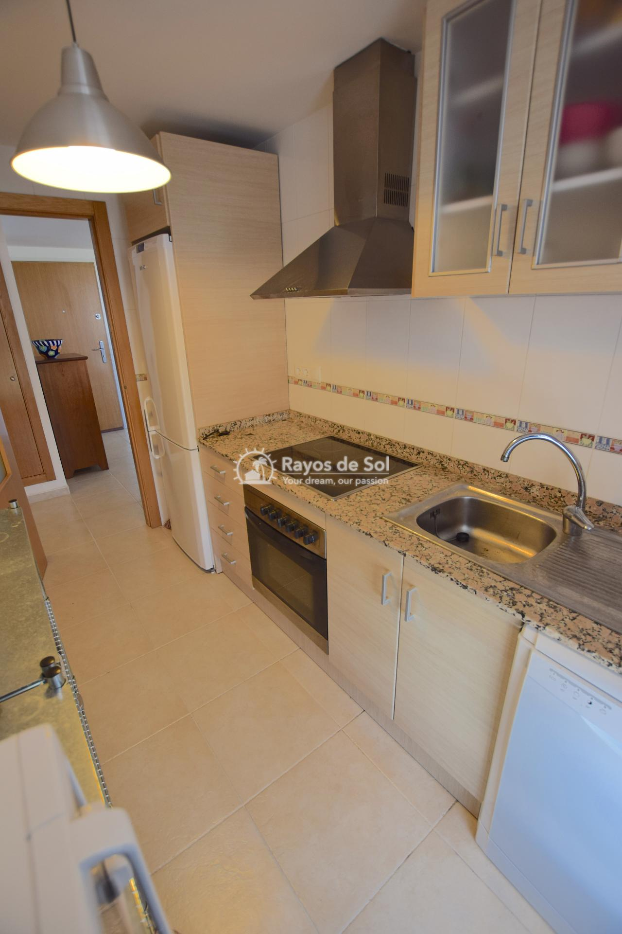 Fully furnished apartment  in San Cayetano, Costa Cálida (SCRE0047) - 9