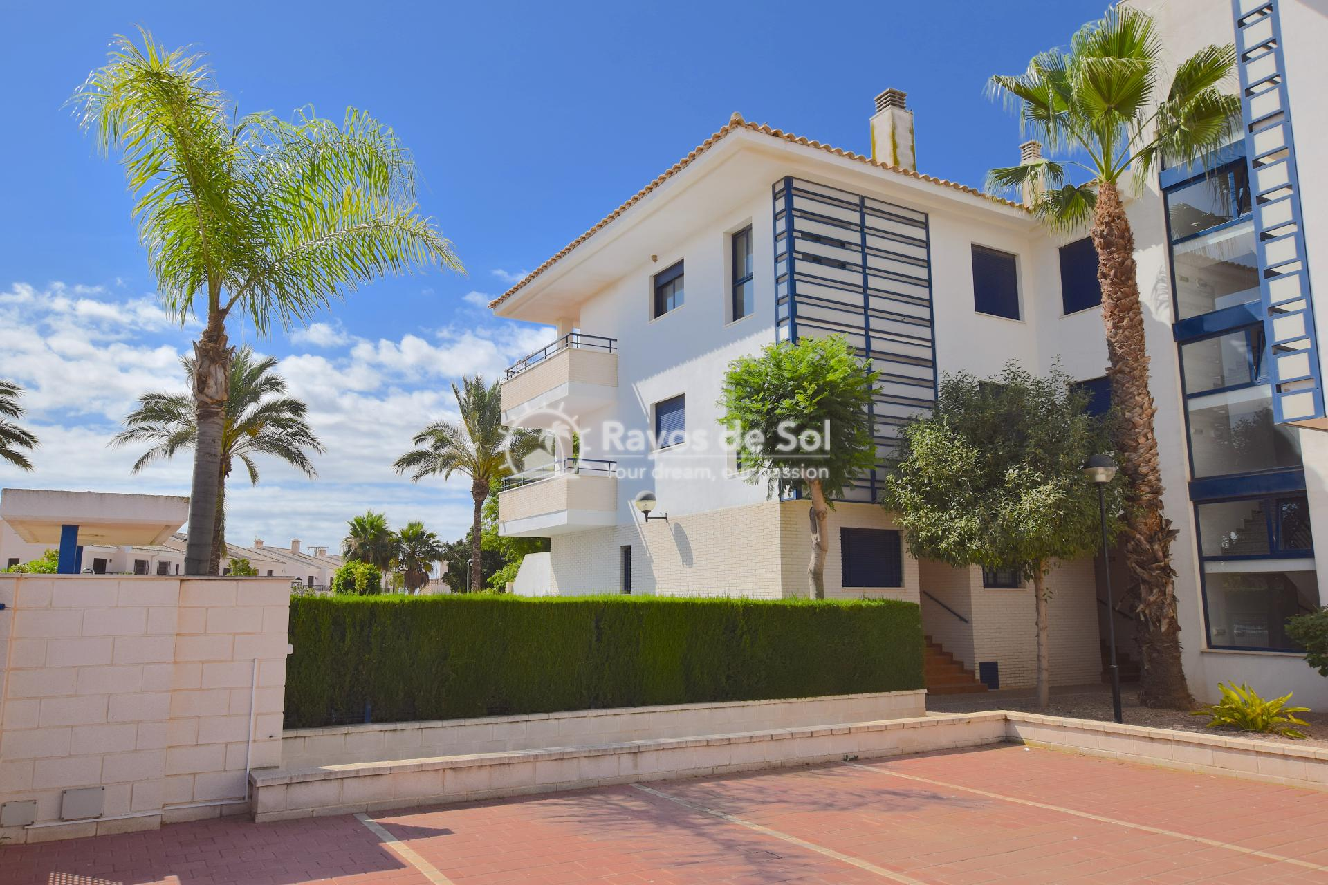 Fully furnished apartment  in San Cayetano, Costa Cálida (SCRE0047) - 1