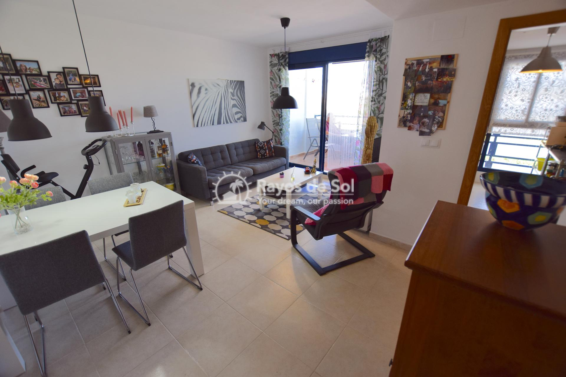 Fully furnished apartment  in San Cayetano, Costa Cálida (SCRE0047) - 2