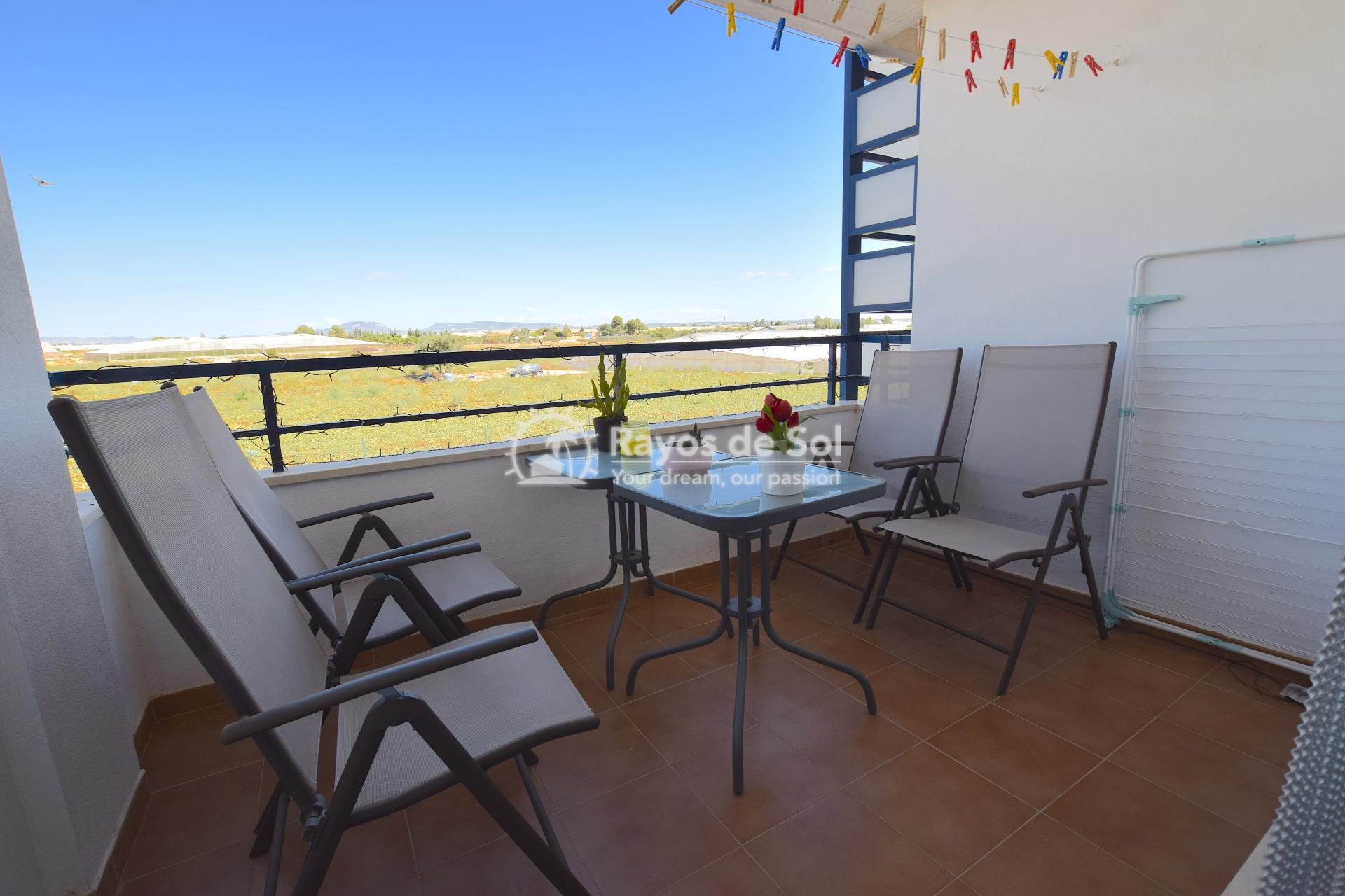 Fully furnished apartment  in San Cayetano, Costa Cálida (SCRE0047) - 16