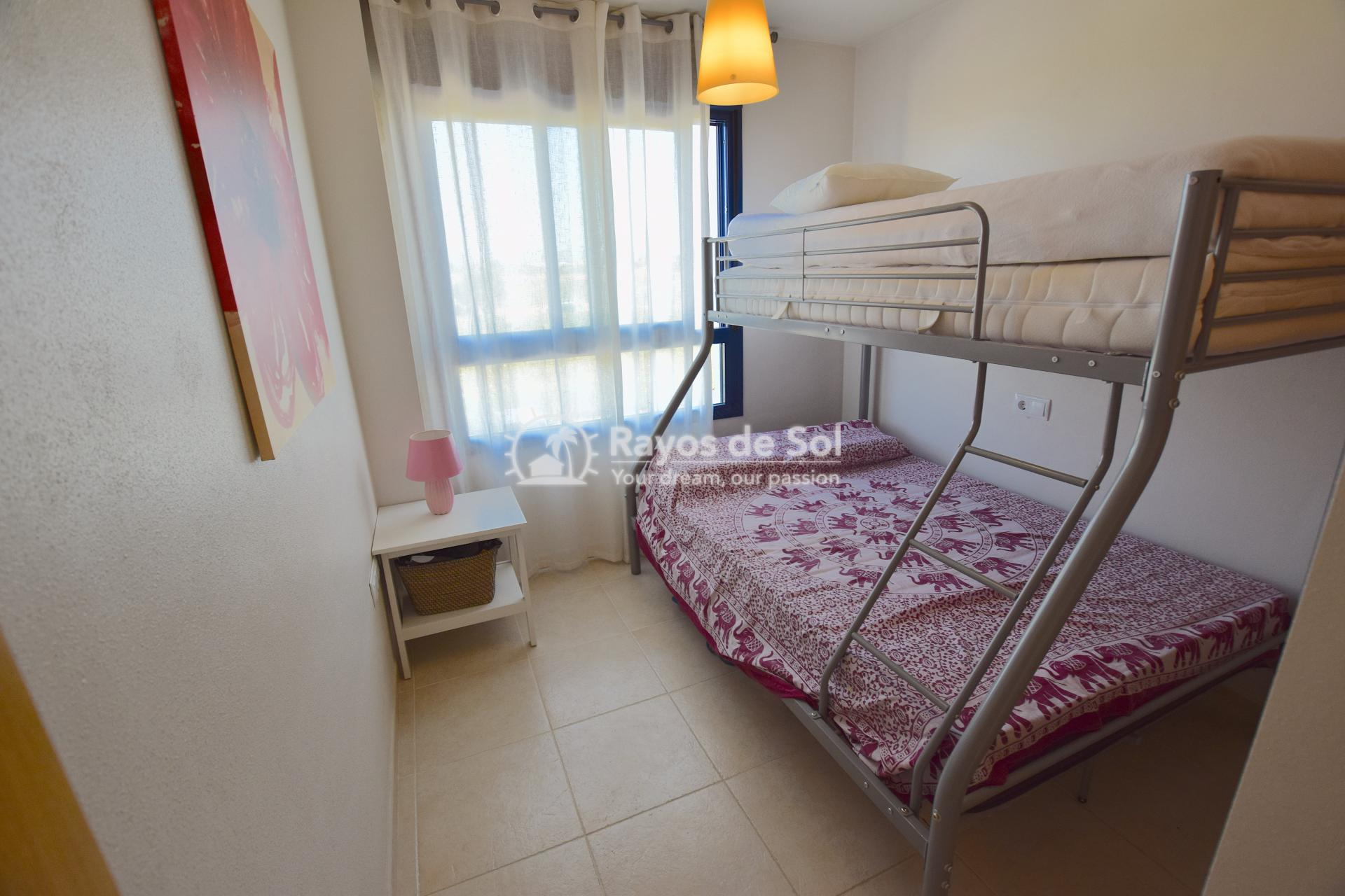 Fully furnished apartment  in San Cayetano, Costa Cálida (SCRE0047) - 13