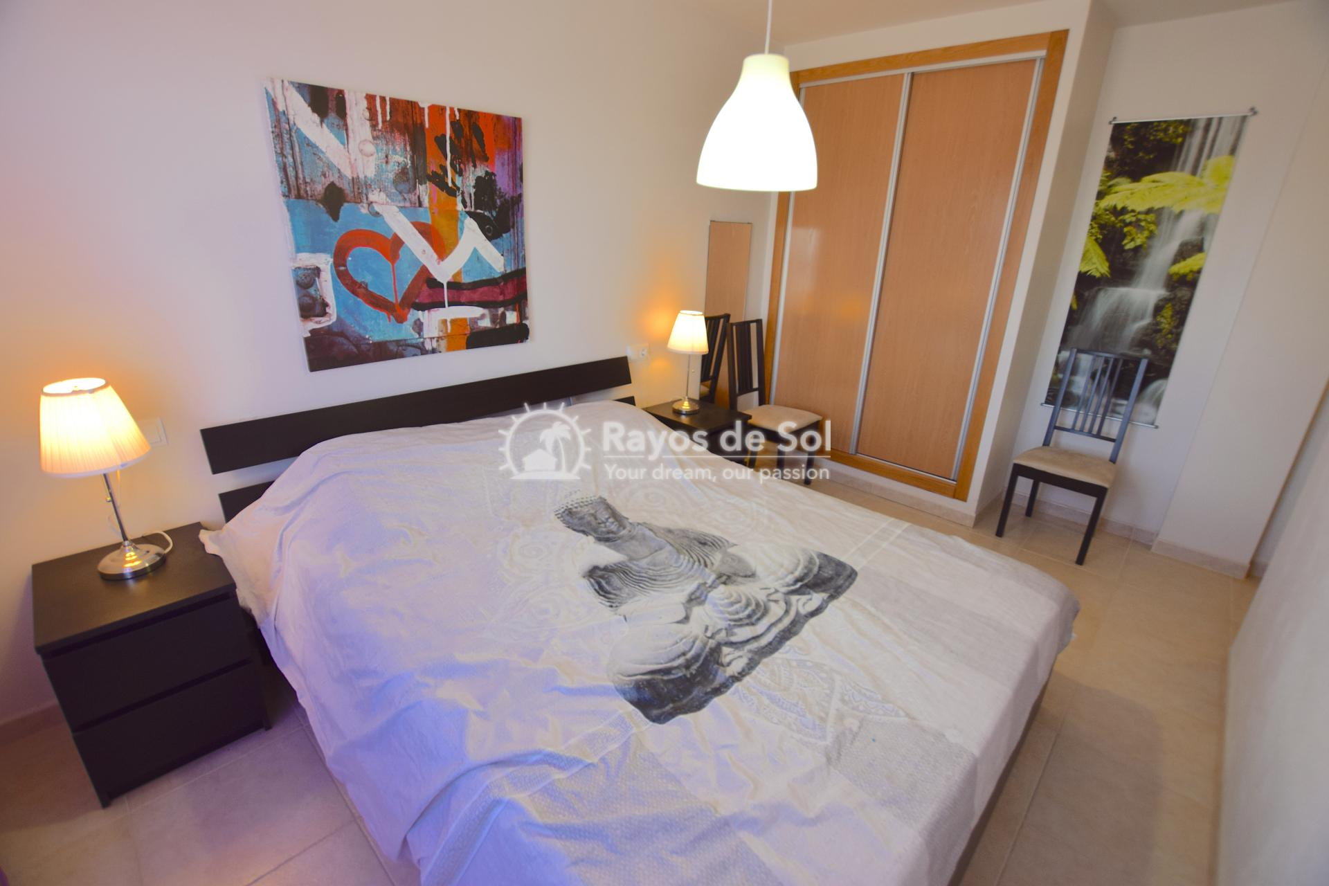 Fully furnished apartment  in San Cayetano, Costa Cálida (SCRE0047) - 10