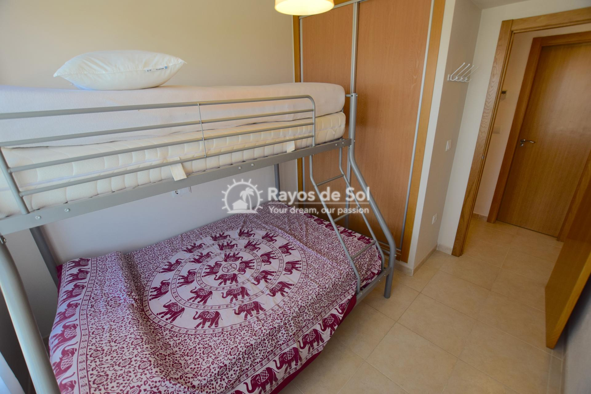 Fully furnished apartment  in San Cayetano, Costa Cálida (SCRE0047) - 14
