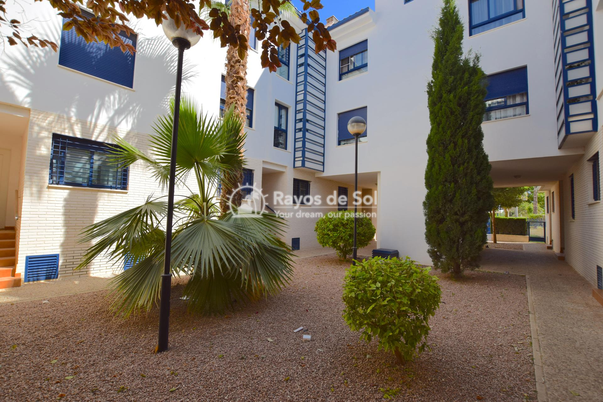 Fully furnished apartment  in San Cayetano, Costa Cálida (SCRE0047) - 15